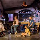 The current cast of The Ferryman - Credit: Johan Persson