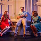Rosalie Craig, Richard Henders, Jennifer Saayeng, Company, Gielgud Theatre, Image Brinkhoff Mogenburg