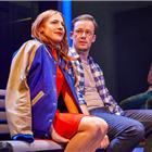 Rosalie Craig, Matthew Seadon Young, Company, Gielgud Theatre, Image Brinkhoff Mogenburg