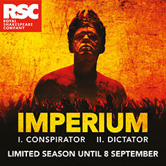 Book Imperium I: Conspirator Tickets