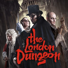 Book The London Dungeon Tickets
