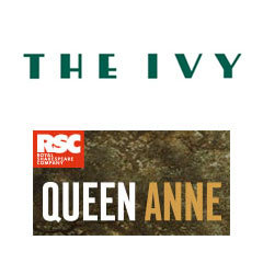 Book Queen Anne + 2 Course Post-Theatre Dinner at The Ivy Tickets