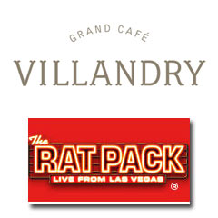 Book The Rat Pack Live From Las Vegas + 2 Course Pre-theatre Dinner at Villandry  Tickets