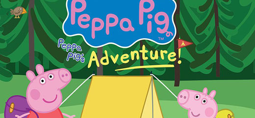 Peppa Pigs Adventure is now on sale at the Theatre Royal Haymarket.