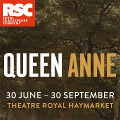 Book Queen Anne Tickets