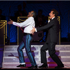Christmas with the Rat Pack at the Theatre Royal Haymarket, London.