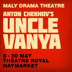 Book Uncle Vanya Tickets