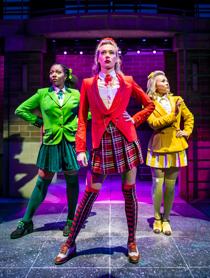 Heathers The Musical T...
