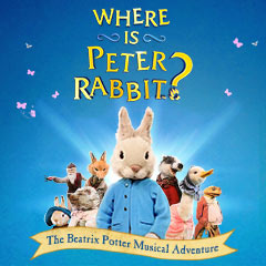 Book Where is Peter Rabbit™? Tickets