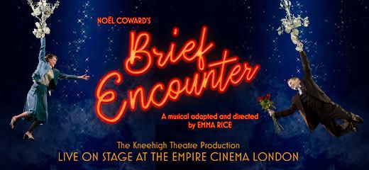 Book Brief Encounter Tickets