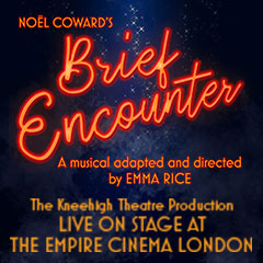 Book Brief Encounter Tickets