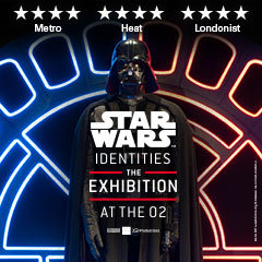 Book Star Wars Identities: The Exhibition Tickets