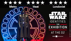 Star Wars Identities The Exhibition Tickets - from LOVEtheatre
