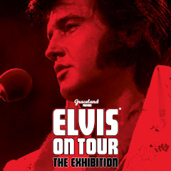 Book Elvis On Tour Tickets
