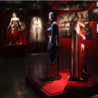 DC Exhibition: Dawn of Super Heroes.