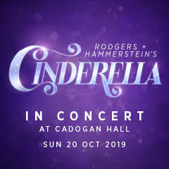 Book Rodgers + Hammerstein's 'cinderella' Tickets
