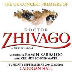 Book Doctor Zhivago Tickets