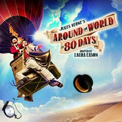 Book Around The World In 80 Days Tickets