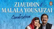 Book Ziauddin & Malala Yousafzai in Conversation Tickets