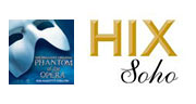 Book The Phantom Of The Opera + 2 Course Meal & a Hix Fix Cocktail at Hix Soho Tickets