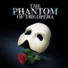 Book The Phantom Of The Opera + 2 Course Meal & Glass of Wine at Hix Soho Tickets