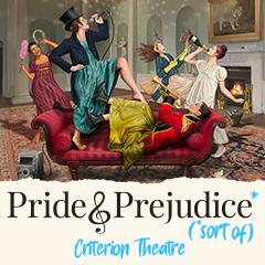 Book Pride And Prejudice* (*sort Of) Tickets