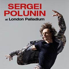Book Sergei Polunin Tickets
