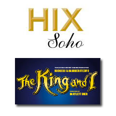 Book The King And I + 2 Course Meal & a Hix Fix Cocktail at Hix Soho Tickets