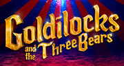 Book Goldilocks and the Three Bears Tickets