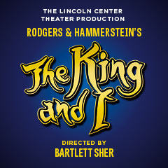 Book The King And I Tickets