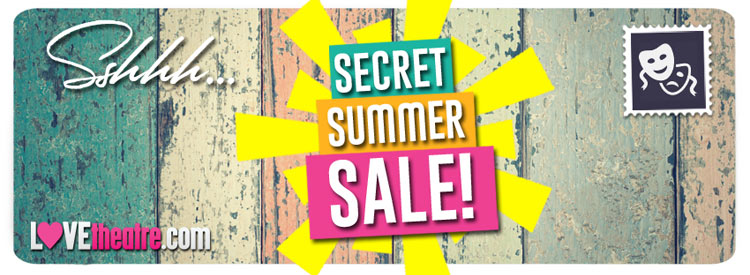 Secret Summer Sale