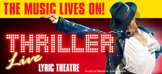 Book Thriller - Live Tickets