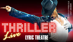 Thriller Live tickets - LOVEtheatre