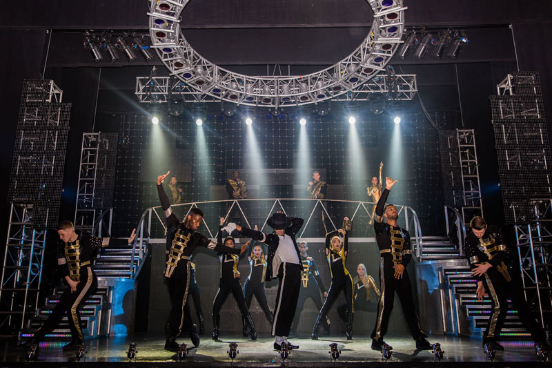 Buy Thriller Live Tickets At The Lyric Theatre in London
