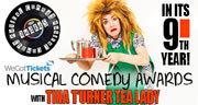 Book Musical Comedy Awards Final Tickets