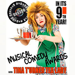 Book Musical Comedy Awards Final Tickets