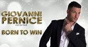 Book Giovanni Pernice - Born To Win Tickets