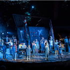 Cast in Hansel and Gretel at the Regents Park Open Air Theatre - Photo credit Johan Persson