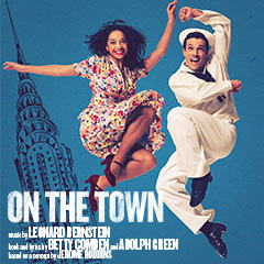 Book On The Town Tickets