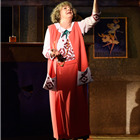 Maggie Steed as Madame Dilly. Photo Jane Hobson.