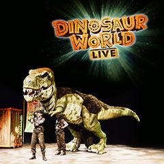 Book Dinosaur World Live - Open Air Theatre Tickets