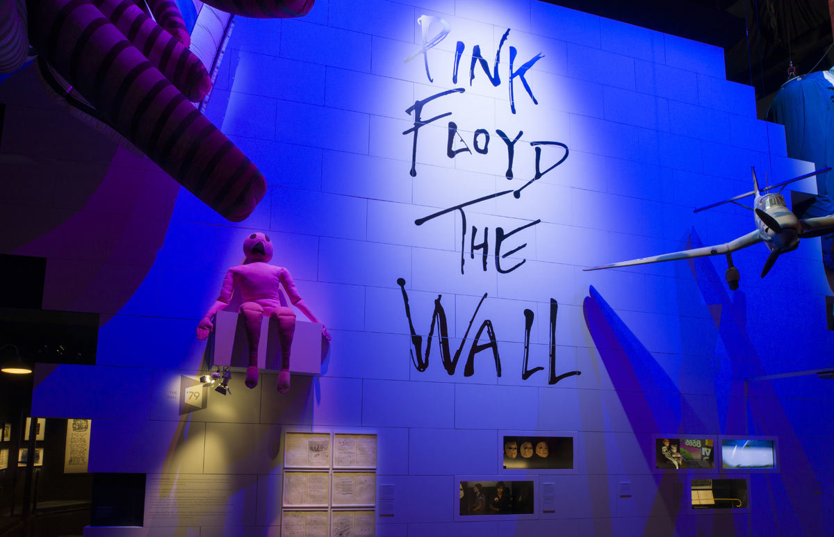 The pink floyd exhibition their mortal remains tickets for Pink floyd exhibition