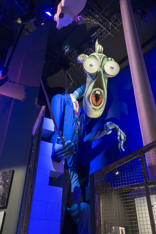 the pink floyd exhibition their mortal remains tickets