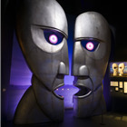 The Pink Floyd Exhibition: Their Mortal Remains at the Victoria and Albert Museum, London.