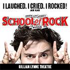 Book School Of Rock Tickets