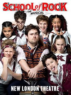 Book School Of Rock tickets London - from LOVEtheatre