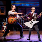 Cast in School of Rock at Gillian Lynne Theatre, London.