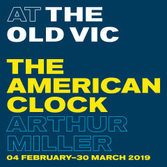 Book The American Clock Tickets