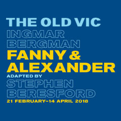Book Fanny and Alexander Tickets