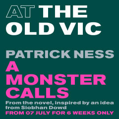 Book A Monster Calls Tickets